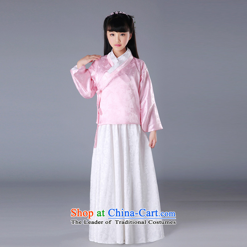 Syria Han-hour Algeria skirt spot exchange for you can multi-select attributes by using system-skirt ancient clothing children girls women on Chinese and national costumes new clothes pink floor 2015 are suitable for 160-175cm code