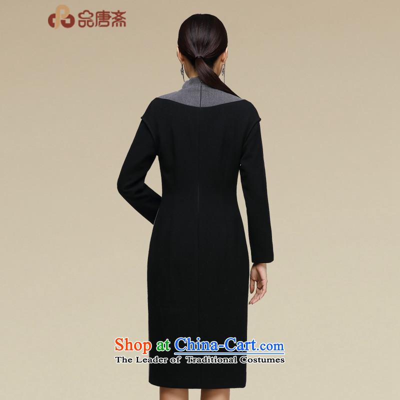 No. of autumn and winter qipao Tang Ramadan 2015 Ms. new long-sleeved retro cheongsam dress map colorM Tang Ramadan , , , No. shopping on the Internet