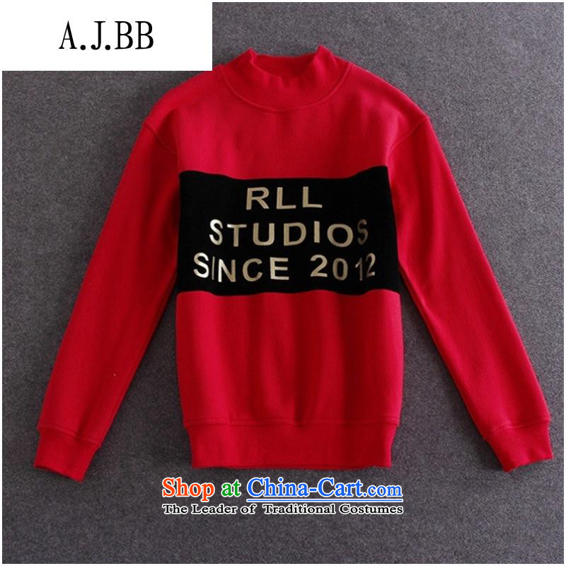 The Secretary for Health related shops _15A111 European site with new women's autumn add lint-free wild red sweater聽L