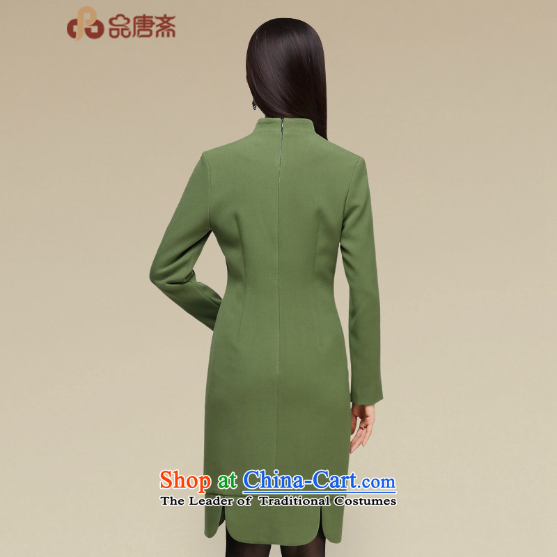 No. of Ramadan improved qipao Tang dresses 2015 new autumn and winter in long retro style qipao and long-sleeved cheongsam dress picture colorXL, Tang Ramadan , , , No. shopping on the Internet