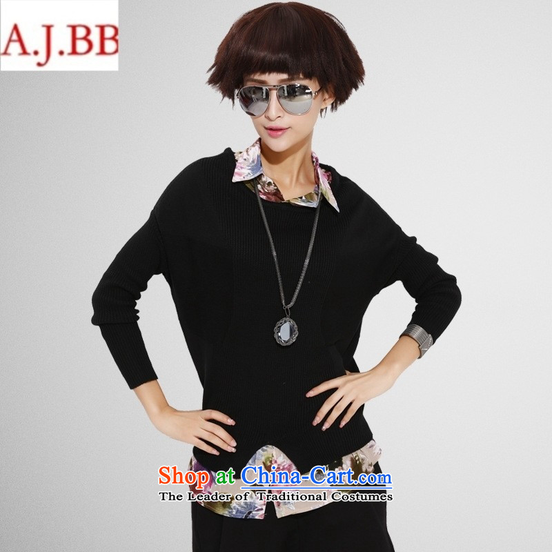 September *2015 clothes shops fall inside the new kit head-dress casual Solid Color Korean fashion Sau San video thin leave two long-sleeved T-shirt female khaki are code