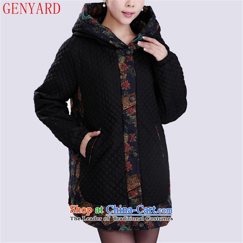The elderly in the countrysides women GENYARD new moms with middle-aged people who thick cotton women serving under my older persons women winter jackets suit?XXL