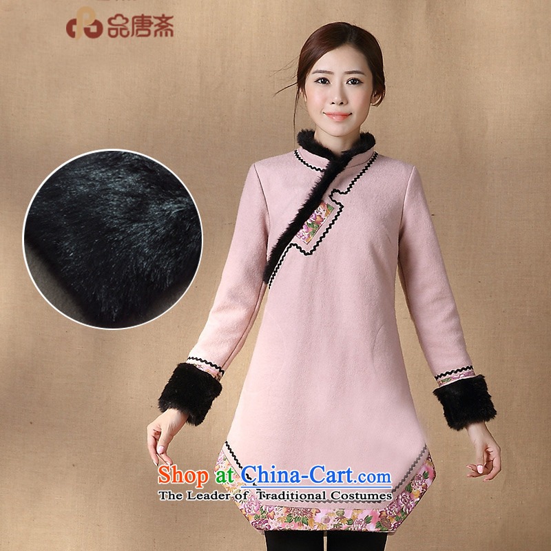Tang Tang Dynasty Ramadan products female Winter Han-improved costume 2015 winter supplies Tang Ramadan China wind female Tang Jacket coat map color聽S qipao and Tang Ramadan , , , shopping on the Internet