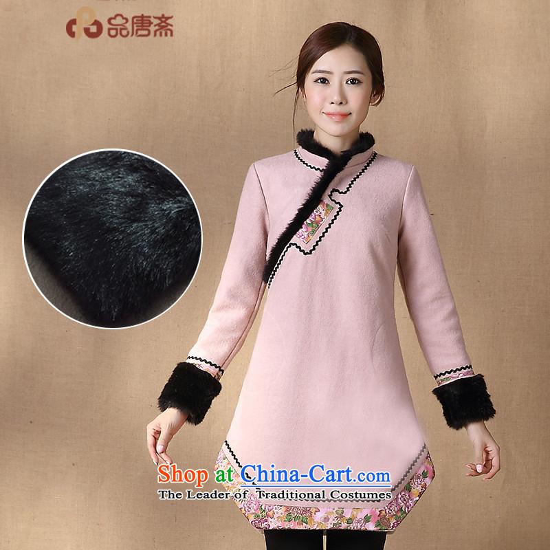 Tang Tang Dynasty Ramadan products female Winter Han-improved costume 2015 winter supplies Tang Ramadan China wind female Tang Jacket coat map colorS qipao and Tang Ramadan , , , shopping on the Internet