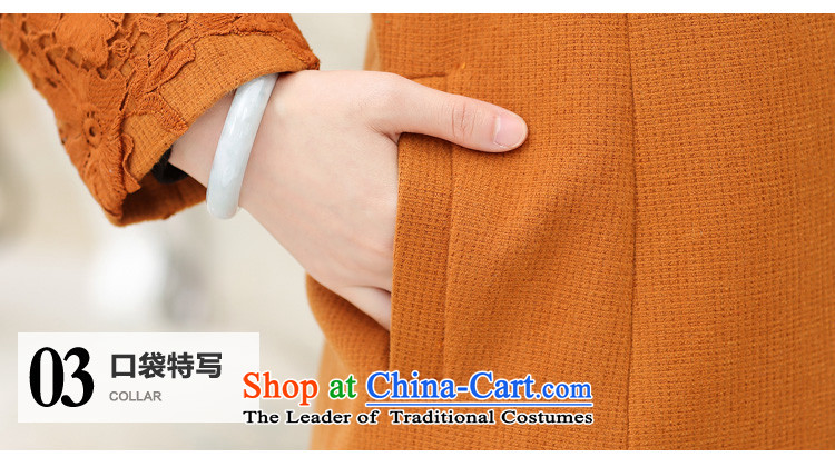40-50-year-old mom 2015 Sau San installed in autumn jacket long 50-60-year-old elderly clothing for larger middle-aged female replacing Qiu Xiang green XL Photo, prices, brand platters! The elections are supplied in the national character of distribution, so action, buy now enjoy more preferential! As soon as possible.