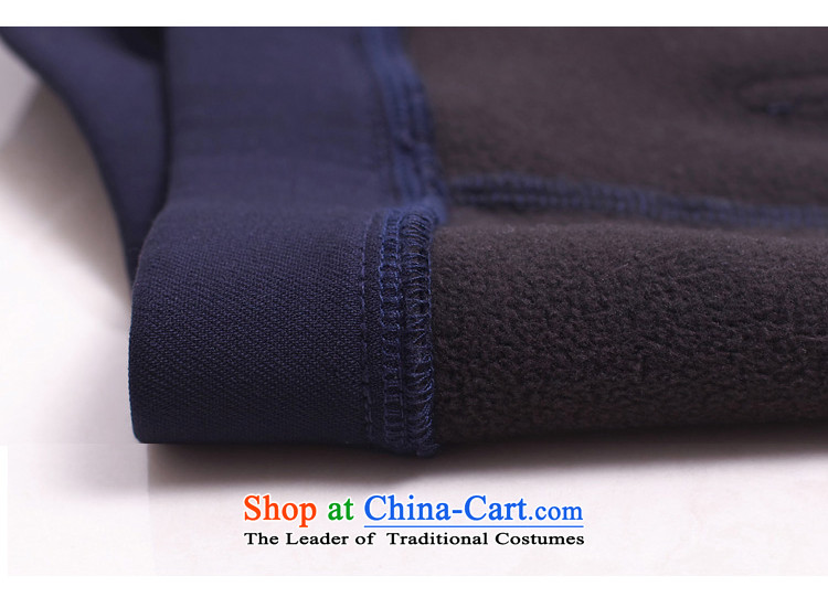Elizabeth sub-To increase the number of female pants thick mm Fall/Winter Collections Plus elastic waist-thick wool pants thick sister saika trousers Castor Harun trousers K386 navy3XL picture, prices, brand platters! The elections are supplied in the national character of distribution, so action, buy now enjoy more preferential! As soon as possible.