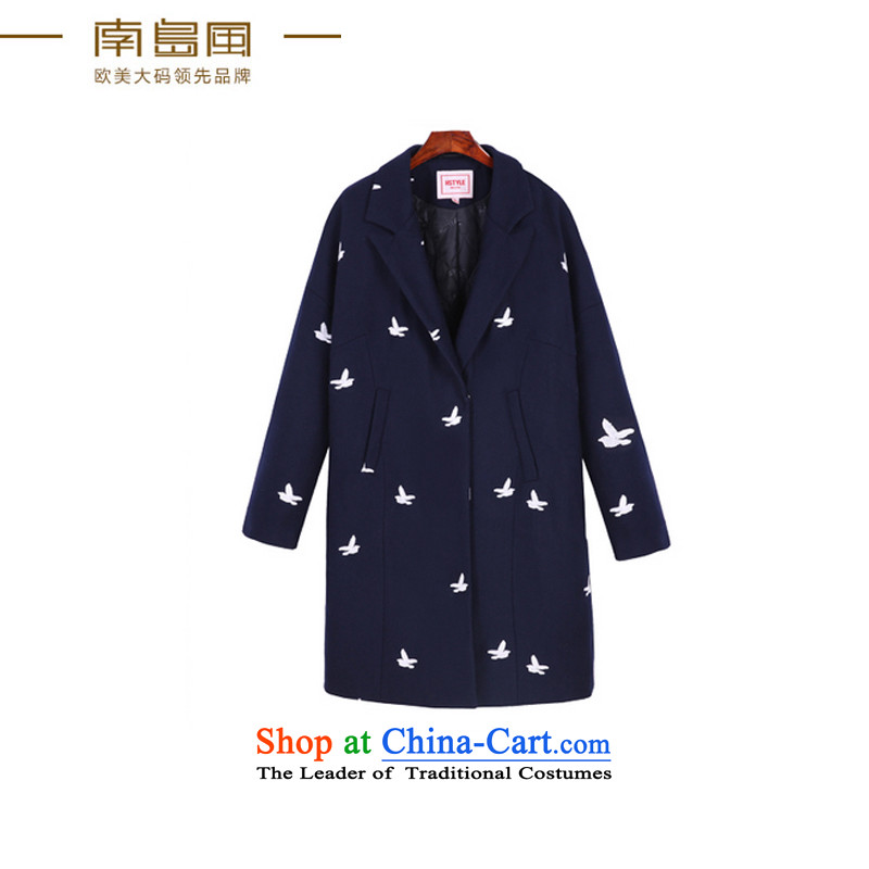 The South Island of New Europe and the 2015 wind larger female thick mm thin graphics winter stamp gross girls jacket? Long Navy larger 5XL