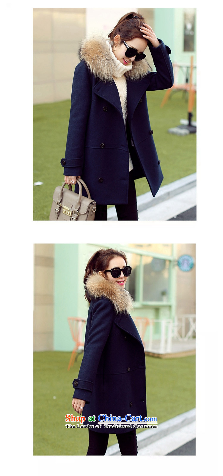 Statements were made by Lau聽2015 winter clothing in New England wind long double-thick cotton wool for the gross yellow and green overcoat?聽M picture, prices, brand platters! The elections are supplied in the national character of distribution, so action, buy now enjoy more preferential! As soon as possible.