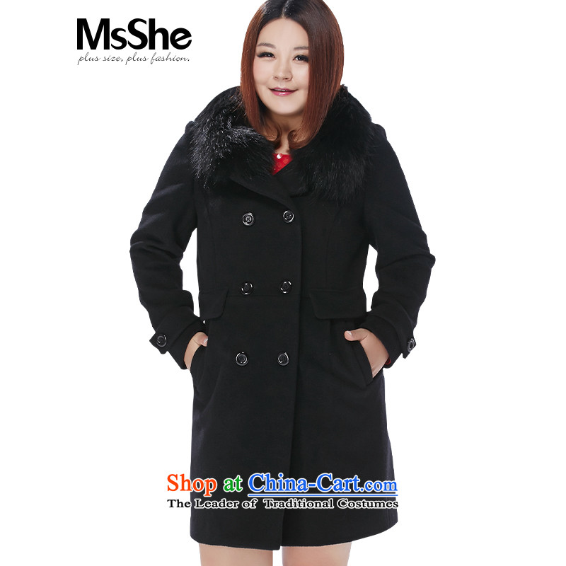 The Ventricular Hypertrophy code msshe women 2015 new winter clothing, double-jacket in gross? Long Foutune of thick black 10508�L