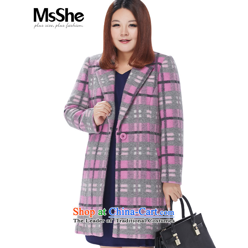 The Ventricular Hypertrophy code msshe women 2015 new winter clothing for connecting the flip jacket coat in gross? Long 10776 Thick Pink4XL