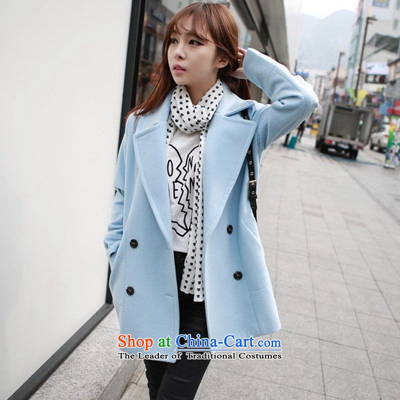 In the medium to long term yue, double-temperament gross coats PO blue s?