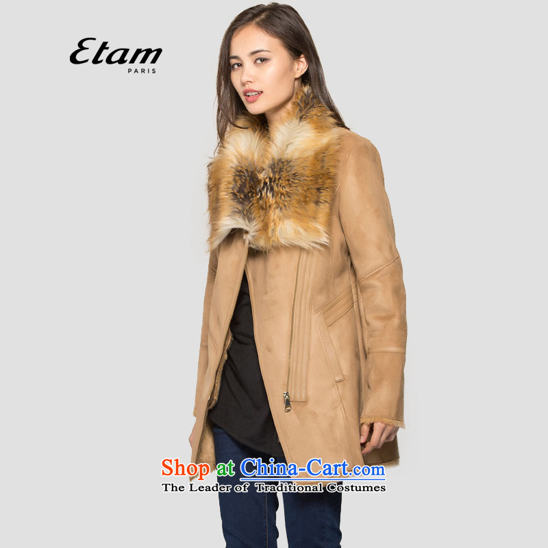 The new 2015 Winter Olympics ETAM W elegant long coats in Sau San and color?38M 15013411871