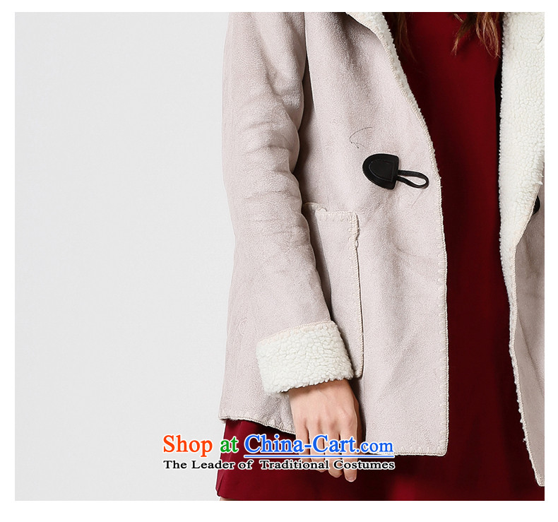 Ur youth casual women with new products horns deduction winter coats jacket YL14D52S1GE002 thick gray M picture, prices, brand platters! The elections are supplied in the national character of distribution, so action, buy now enjoy more preferential! As soon as possible.