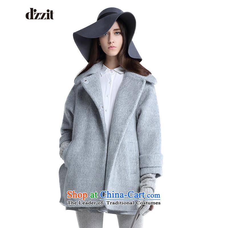 In winter, of d'zzit loose side marker-coats female�4G283 gross?牋165? in gray