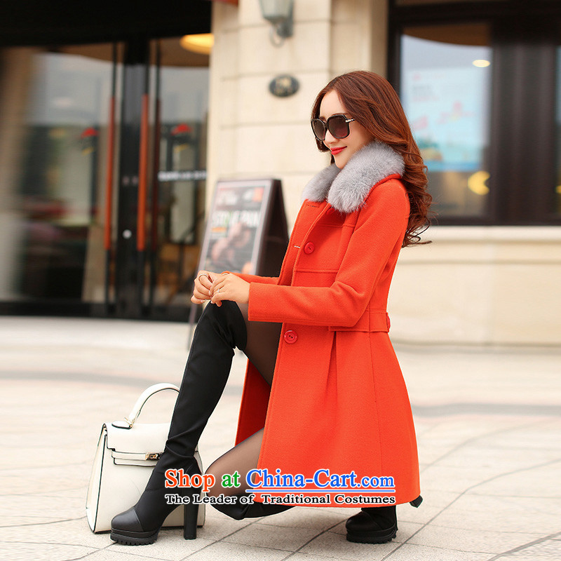 Statements were made by Lau New removable for thick hair so nagymaros coats orange聽l