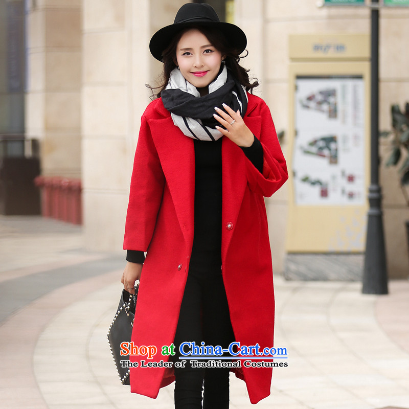 2015 winter coats new Korean women? with patterns of small trend graphics and slender? jacket�3 gross爎ed燲L