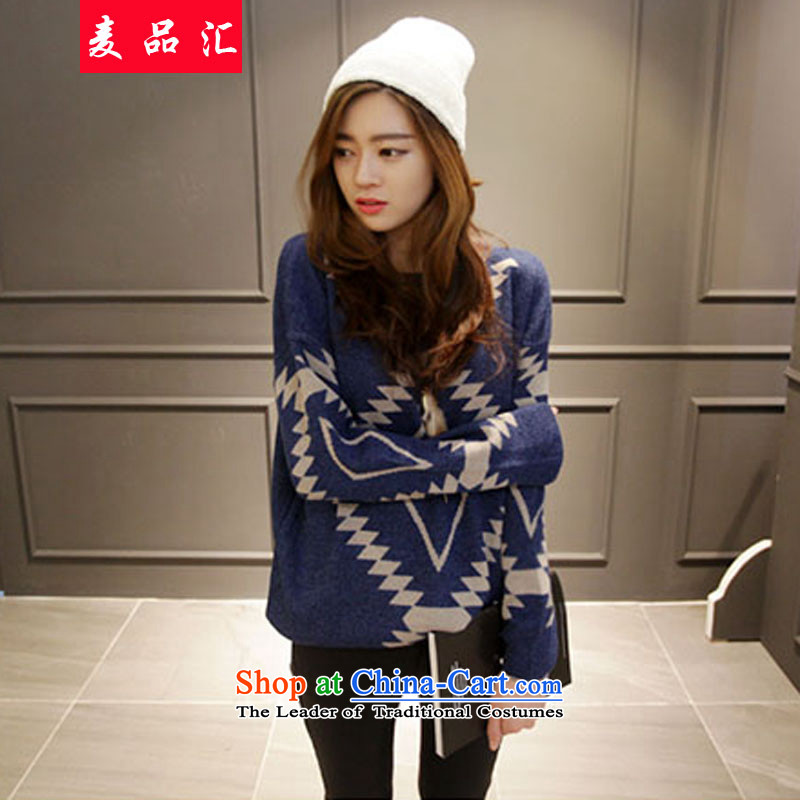 Mr Large removals by sinks for the women's thick mm autumn blouses thick winter to increase the burden of thick sister Kit 200 forming the head of the Netherlands video thin sweater 5235 diamond 5XL sweater