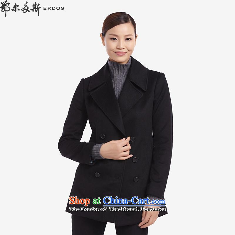 Erdos/ Erdos female black?170/92A Jacket