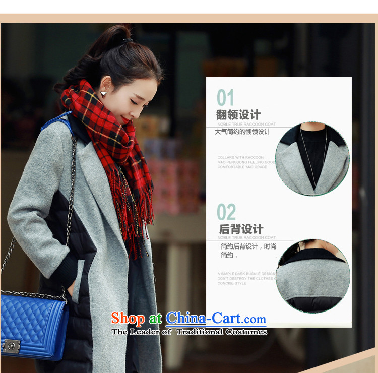 Wooden Geun-hye in long stitching cotton coat gross 336 red M/160(84a) coat? Picture, prices, brand platters! The elections are supplied in the national character of distribution, so action, buy now enjoy more preferential! As soon as possible.