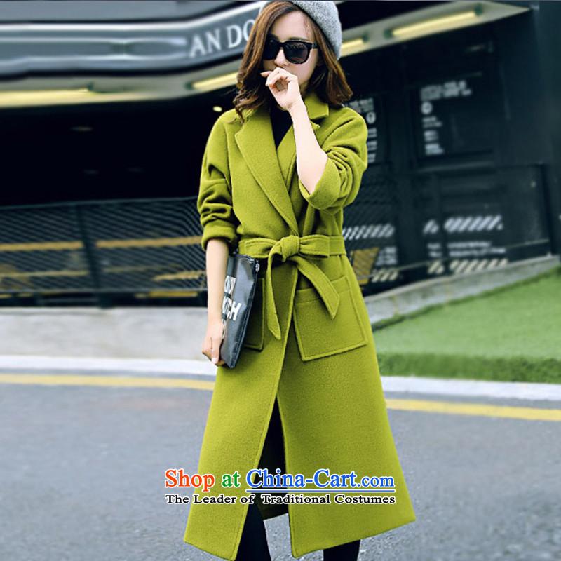 8Pak Long Hair? coats of Sau San jacket dark greenXXL