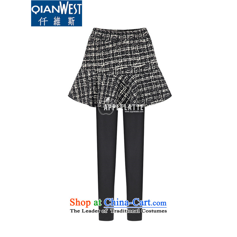 The Scarlet Letter, larger women forming the thick trousers 2015 autumn and winter the new Europe and the large number of ladies thick MM plus two leave extra thick wool pants black�L forming the 1,622爎ecommendations 140-160 characters the burden of we