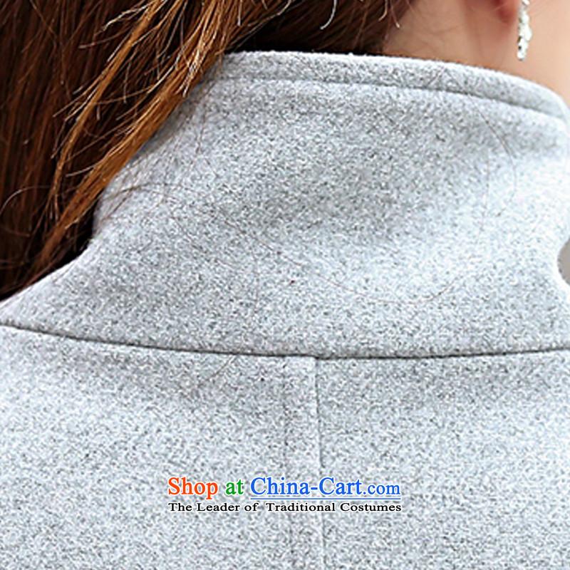 Yi Jin Sau San tether no. collar in a long jacket, red DSD1831 XXL, Yi Jin (epcen NO.) , , , shopping on the Internet