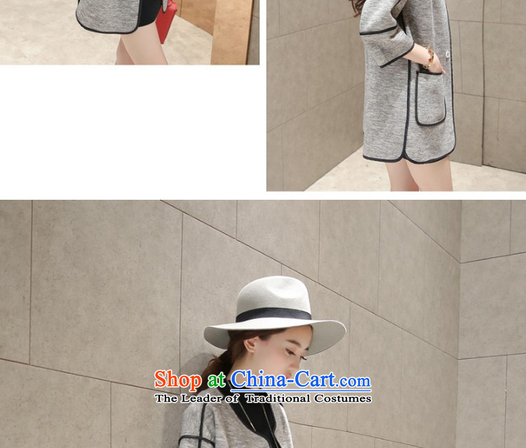 Yi Jin Sau San over the medium to longer term no. of coats gray NRJ5397 S picture, prices, brand platters! The elections are supplied in the national character of distribution, so action, buy now enjoy more preferential! As soon as possible.