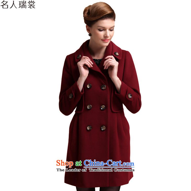 The Advisory Committee, new winter celebrity for women OL Sau San long Gross Gross? coats jacket? female BOURDEAUX燲L