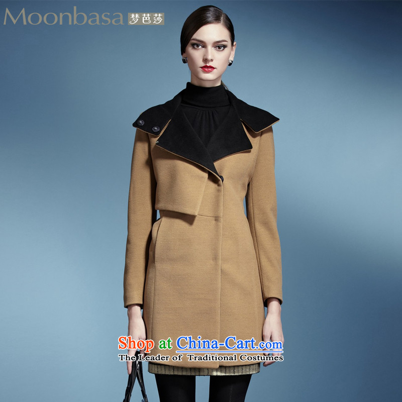 Mona Lisa and elegant career dream female OL simple able spell color twill nickname information and color coats 460913408燣