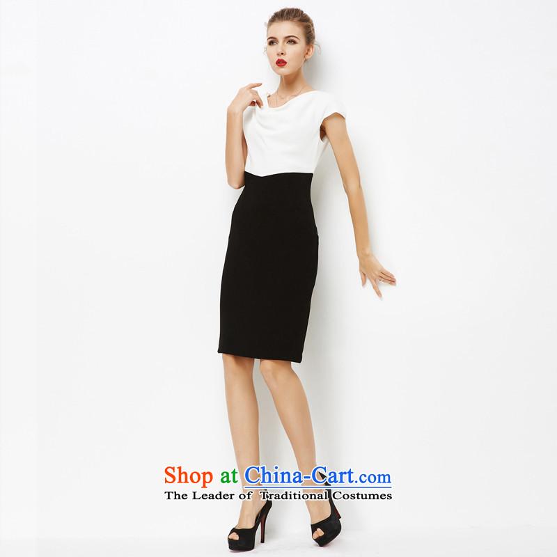 Vocational Min Silk Dresses picture color燣