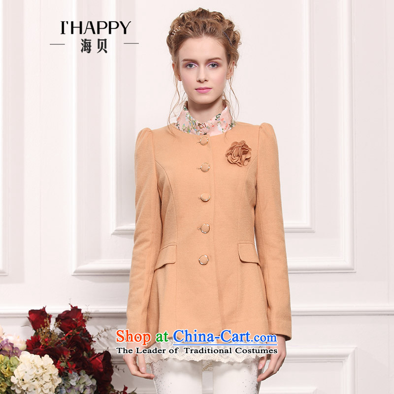 Seashell�15 gross coats female Korean? wild pure colors in the Sau San long, lace gross and color coats燣?