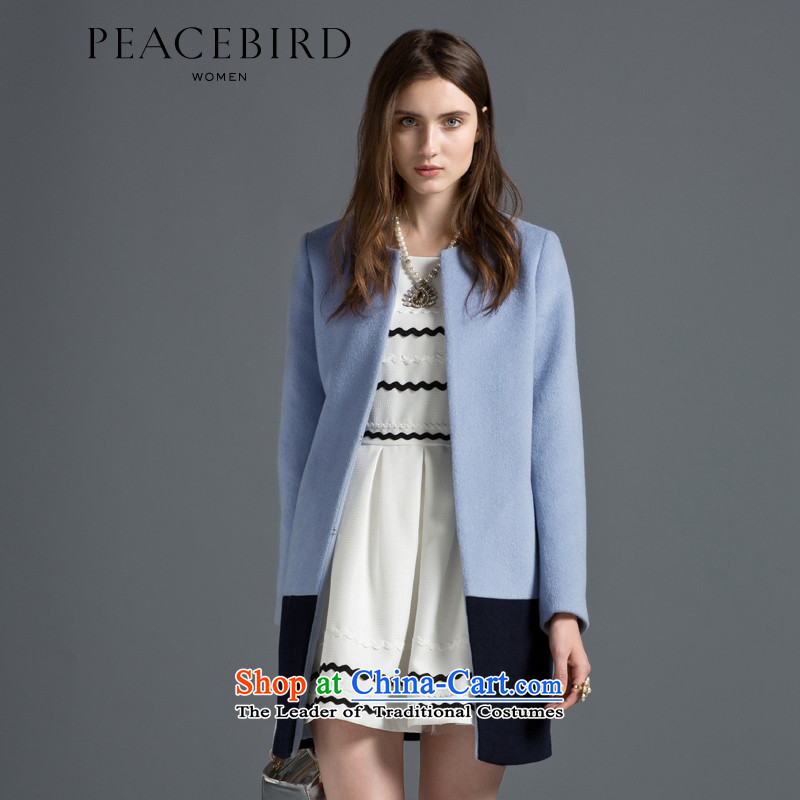 - New shining peacebird women's health spell color coats A4AA44202 BlueM