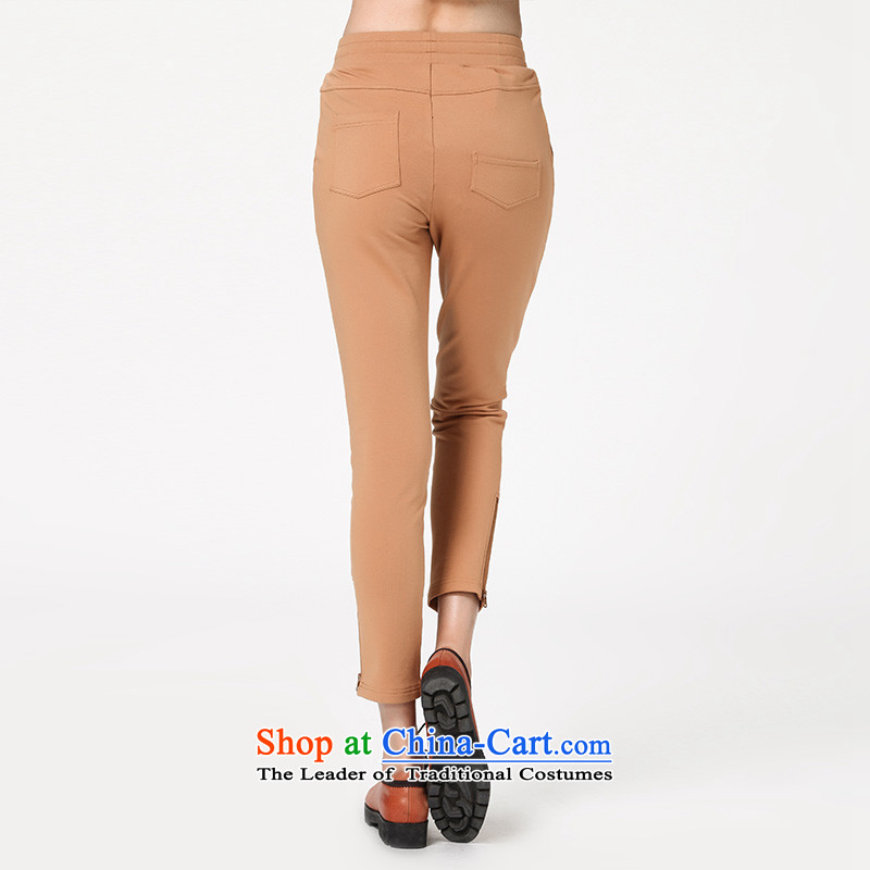 The representative of the 2014 Autumn Water, the major new code in waist pant relaxd graphics thin casual pants trousers S14QW3593 female card by its XL, water SHUIMIAO () , , , shopping on the Internet