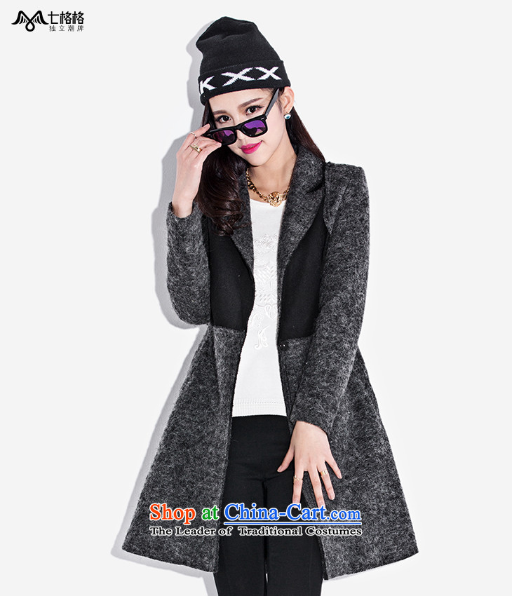 (Non-dual- 7 December for winter Princess Returning Pearl new three-dimensional construction video thin wool coat women so Sau San carbonXL code - Sau San edition picture, prices, brand platters! The elections are supplied in the national character of distribution, so action, buy now enjoy more preferential! As soon as possible.