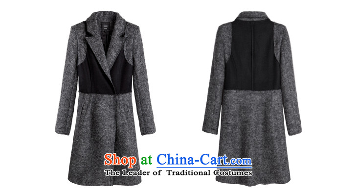 (Non-dual- 7 December for winter Princess Returning Pearl new three-dimensional construction video thin wool coat women so Sau San carbon聽XL code - Sau San edition picture, prices, brand platters! The elections are supplied in the national character of distribution, so action, buy now enjoy more preferential! As soon as possible.