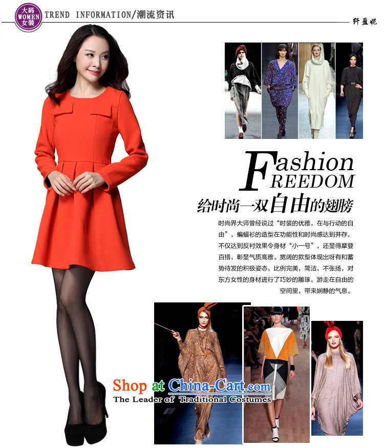 C.o.d. xl autumn and winter dresses Korean OL elegance knitting Foutune of long-sleeved skirt thick mm thin forming the graphics skirt lady white collar black skirt聽around 922.747 appears at paragraphs 145-155 2XL Photo, prices, brand platters! The elections are supplied in the national character of distribution, so action, buy now enjoy more preferential! As soon as possible.
