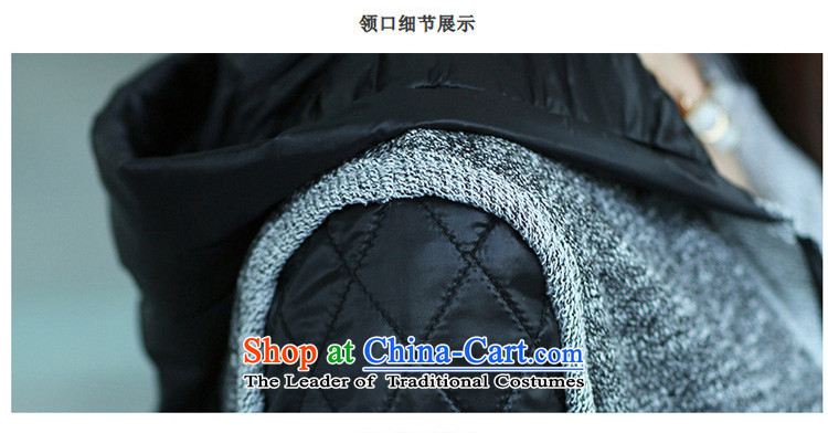 Sophie sponsors to intensify the code of ladies' knitted cardigan 2015 autumn and winter new women's thick MM female Korean Wind Jacket Color Plane Collision light sweater female聽827聽Gray聽4XL Photo, prices, brand platters! The elections are supplied in the national character of distribution, so action, buy now enjoy more preferential! As soon as possible.