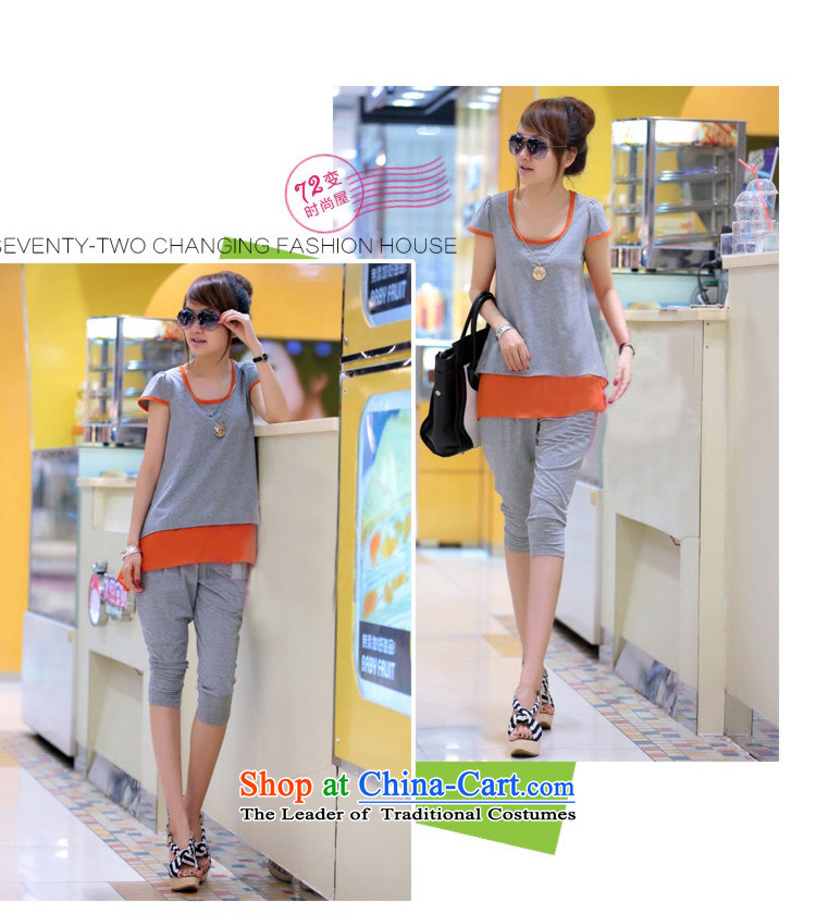 Special emphasis to xl sister female thick mm summer video thin fifth leisure pants (994.1 Light Gray聽4XL Photo, prices, brand platters! The elections are supplied in the national character of distribution, so action, buy now enjoy more preferential! As soon as possible.