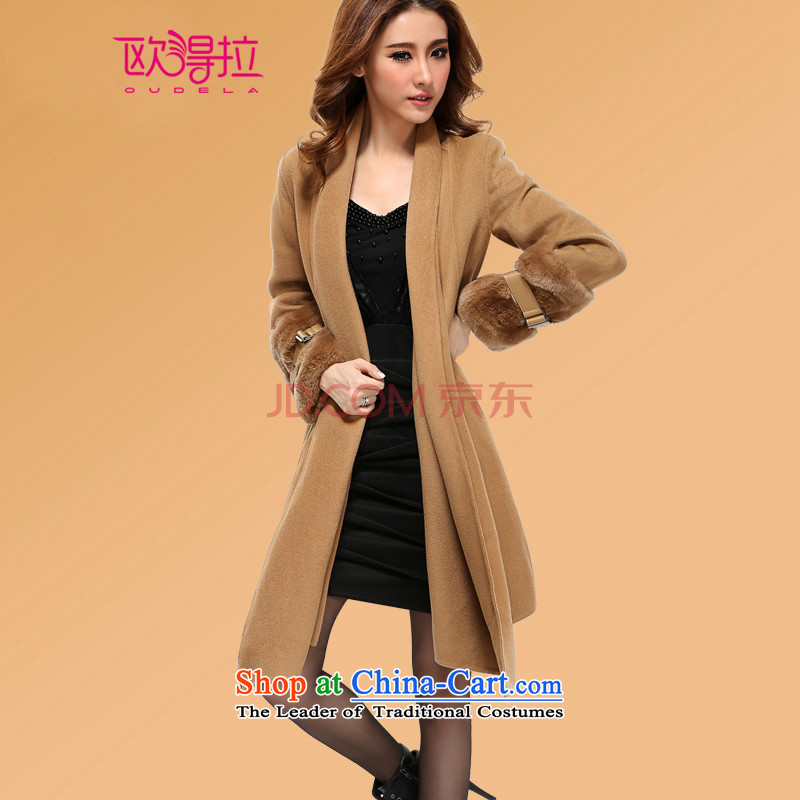 The Korean version of the OSCE autumn and winter so long jacket, gross?W4968?and color?L