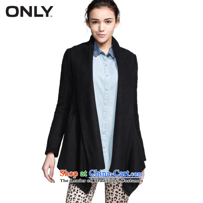 Only new products maximum flip fall for long, the rate of female L|11434s024 gross? jacket 010 Black?170/88A/L