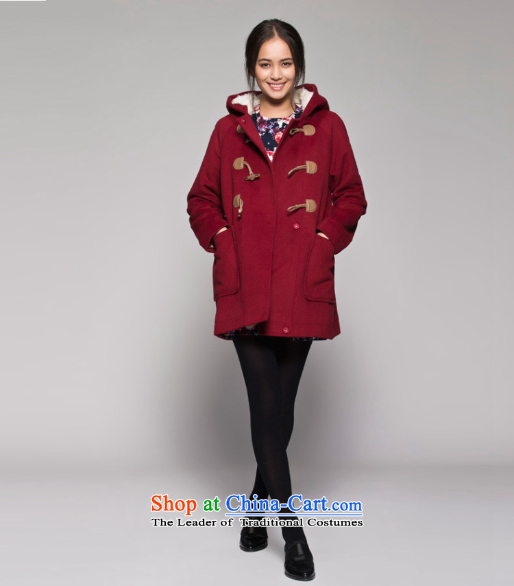 The WEEKEND winter wine red horns is long coats 14023409909 wine red 170/40/L picture, prices, brand platters! The elections are supplied in the national character of distribution, so action, buy now enjoy more preferential! As soon as possible.