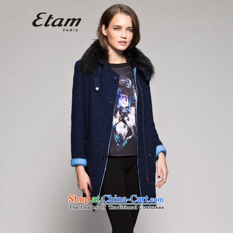 Etam聽ETAM聽winter can be shirked gross for long coats navy聽175_42_XL 14013407640