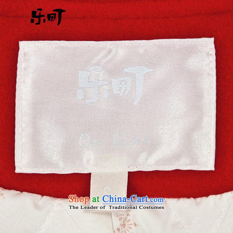 Lok-machi 2015 winter clothing new date of women detained coats CWAA44527 horns REDM Lok-machi , , , shopping on the Internet