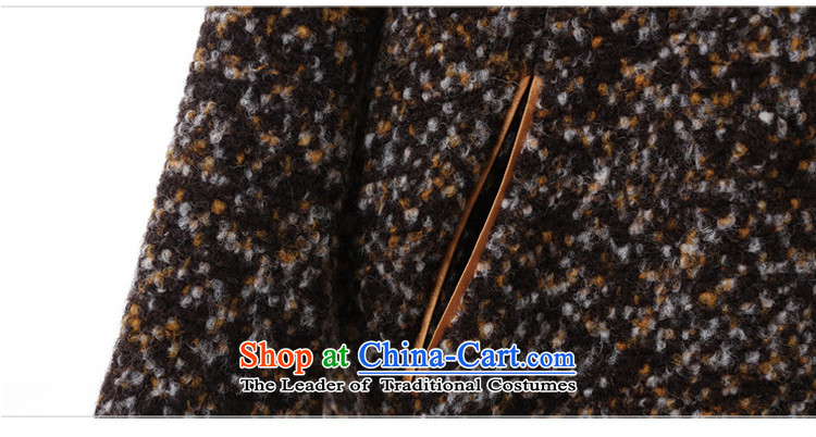 The MIRROR聽volume coarse wool terylene FUN coats Xuan grass WONG聽M picture, prices, brand platters! The elections are supplied in the national character of distribution, so action, buy now enjoy more preferential! As soon as possible.