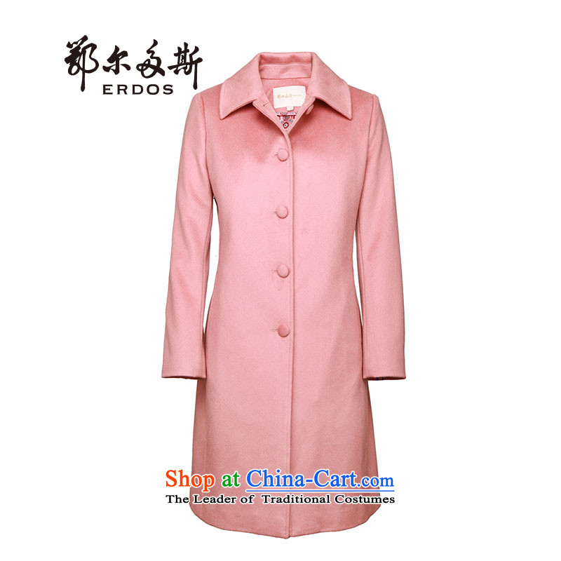 Erdos Cashmere wool coat, Ms. well-designed |8470777 jacket, Rose�0_92A