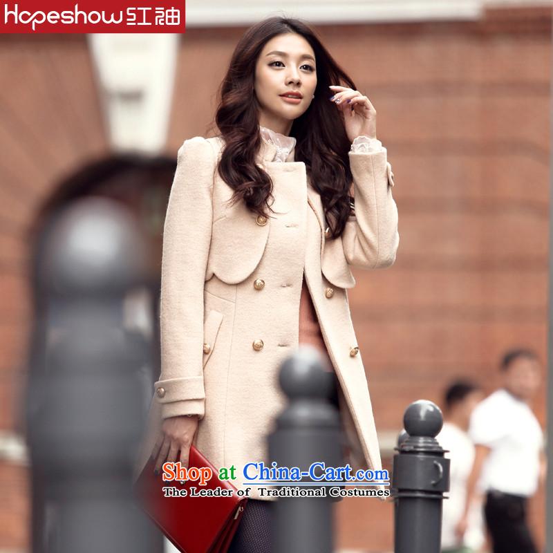 Red sleeved 2015 Winter Sau San for winter coats?? coats gross E6550234 beige燲L