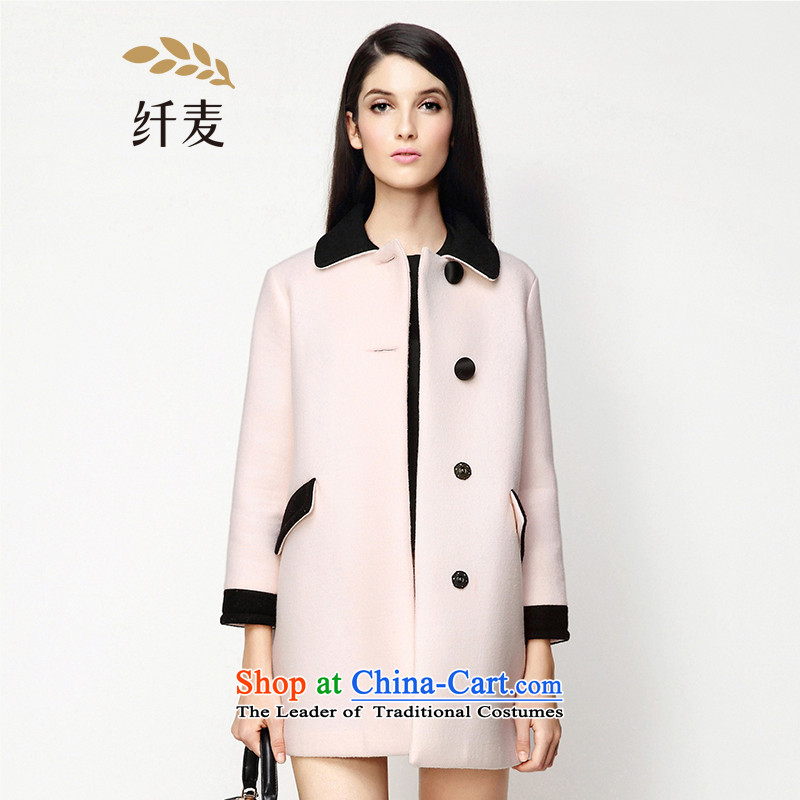 The former Yugoslavia Mak girls larger fall 2015 replacing thick mm to increase gross thin coat of what video jacket female 651181004 light pink�L