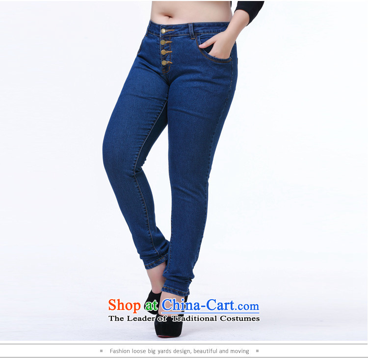 Five Rams City larger trousers children fall thick mm thick people pants female graphics thin, jeans pants pencil thick sister Castor Korean casual pants 503 Blue XXL recommendations about 135 pictures, prices, brand platters! The elections are supplied in the national character of distribution, so action, buy now enjoy more preferential! As soon as possible.