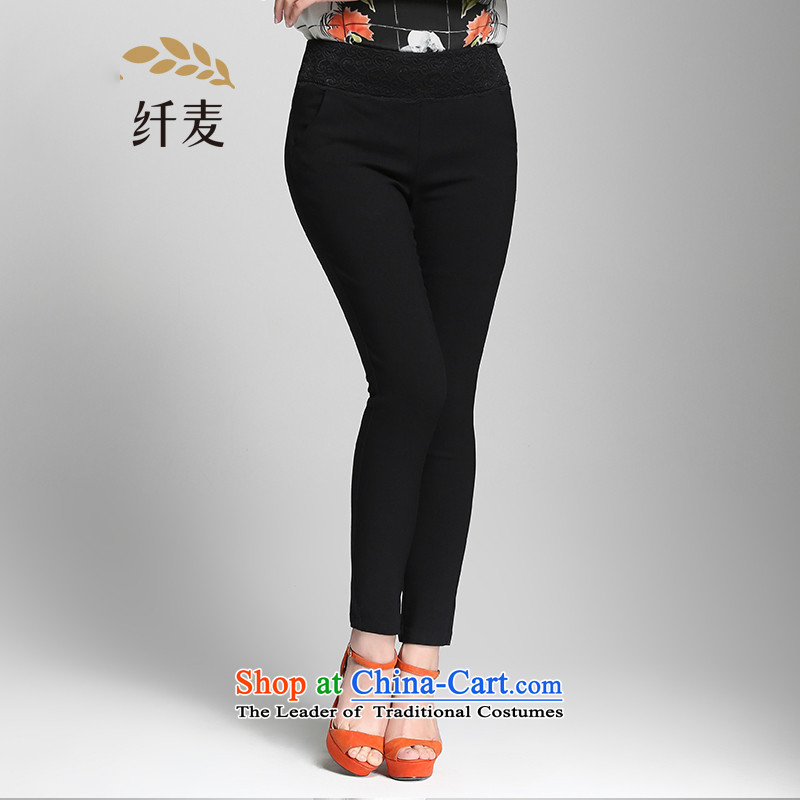 The former Yugoslavia Migdal Code women 2015 Summer new mm thick smart casual relaxd shorts�2091762 9燽lack�L
