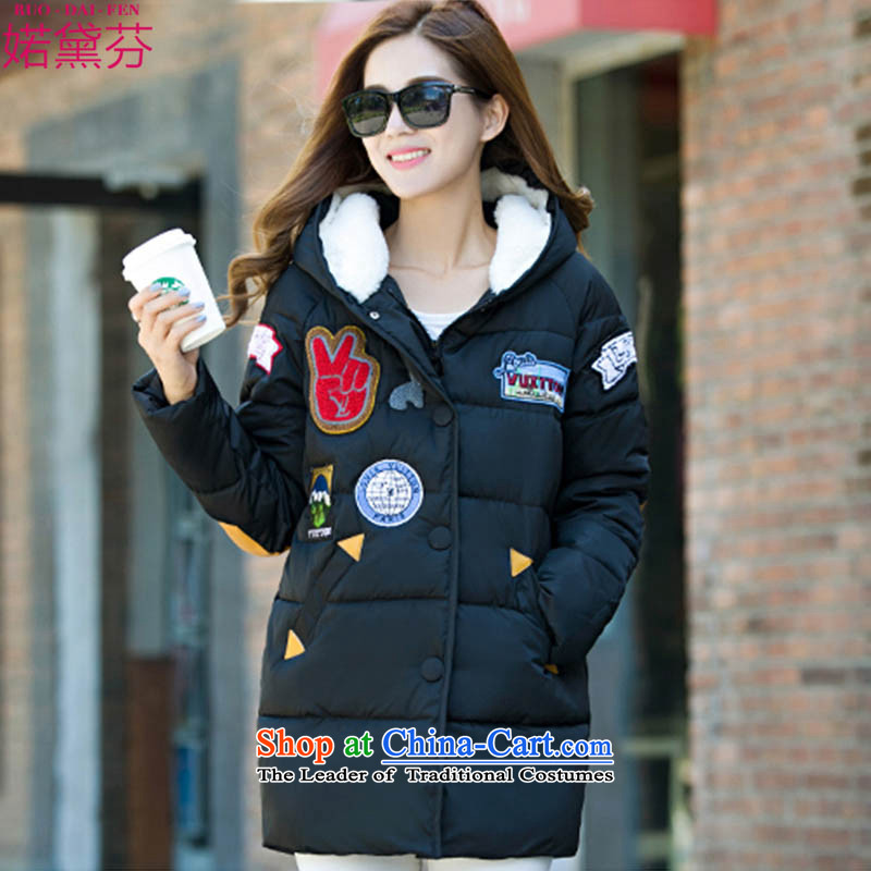 Mr Gary CHENG fen 2015 New Doi Fall_Winter Collections relaxd casual large long-sleeved blouses and 1869 BlackXL